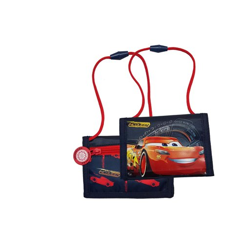 Image of Cars 3 - Portafogli 1X10X13 Cm