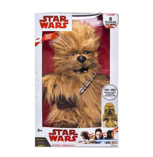 Image of Star Wars - Chewbacca Roaring 45 Cm Con 8 Suoni Diversi