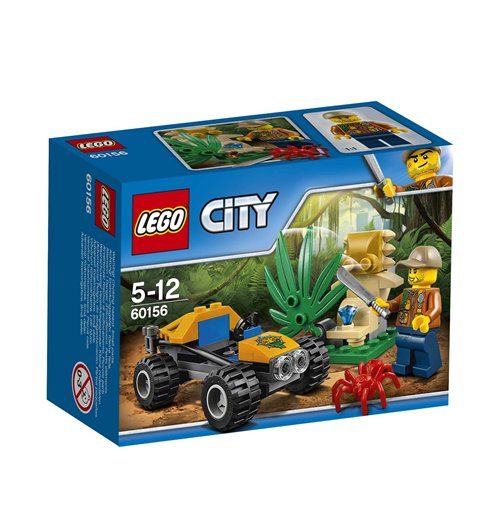 Image of Lego 60156 - City - Buggy Della Giungla
