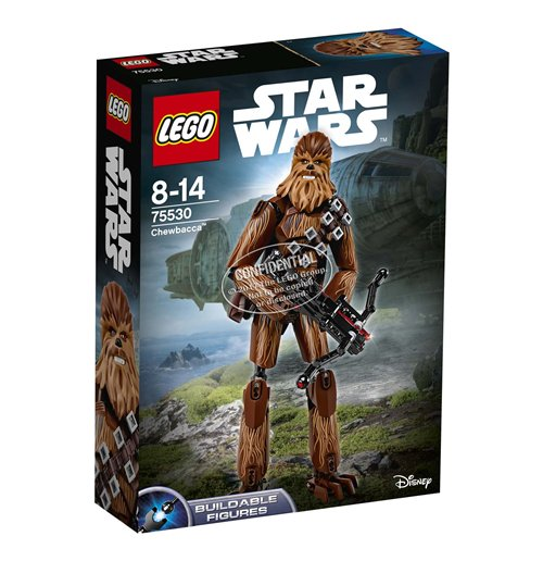 Image of Lego 75530 - Star Wars - Chewbacca