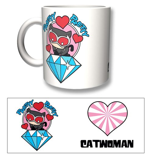 Image of Catwoman Pretty (Tazza)