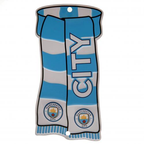 Image of Targhetta Manchester City 284230