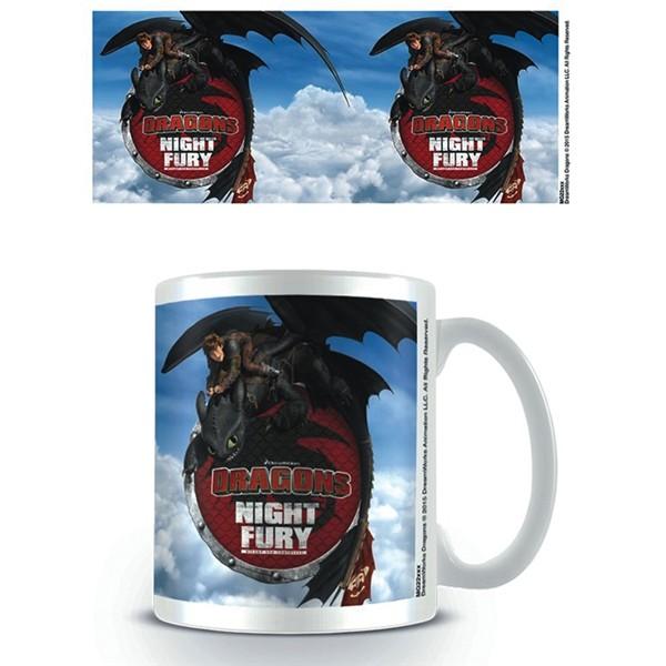 Image of Tazza Mug Dragons MG23298