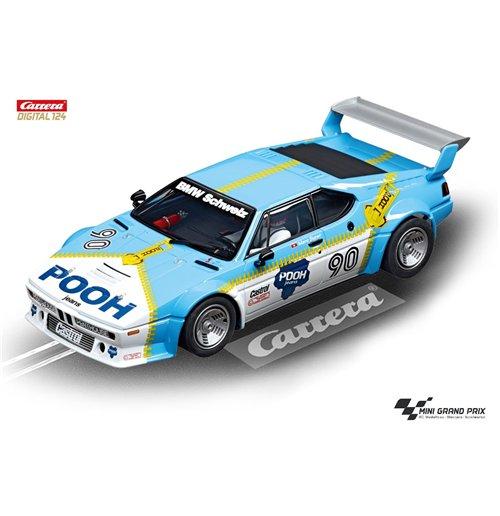 Image of Carrera Slot - Bmw M1 Procar Sauber Racing No. 90 Norisring 1980 1:24