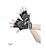 handschuhe-mit-wei-em-spieler-schadel