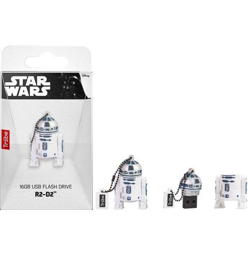 Image of Star Wars 8 - R2-D2 - Chiavetta USB 16GB