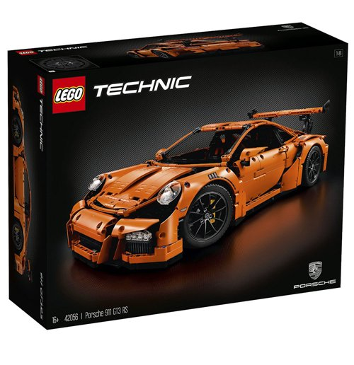 Image of Lego 42056 - Technic - Porsche 911 GT3 RS