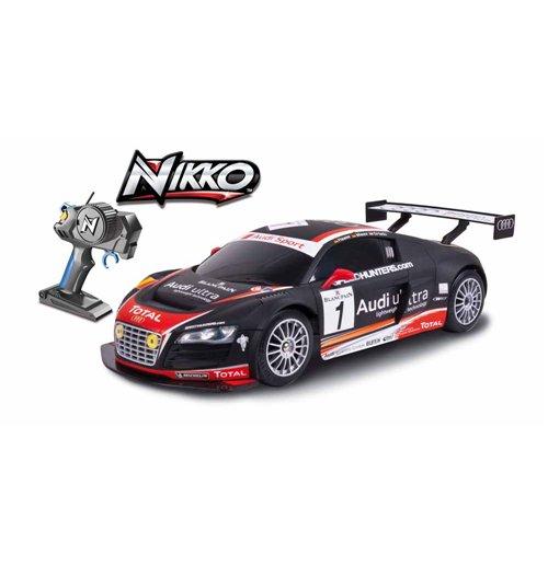 Image of Nikko - Radio Control - Street Cars - Audi R8 Lms Ultra 1:16