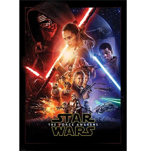 Image of Star Wars Episode VII - One Sheet (Poster 100X140 Cm)
