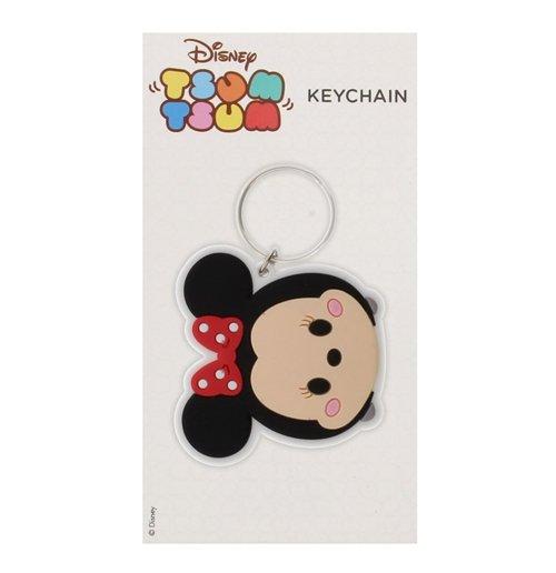 Image of Disney Tsum Tsum (Minnie) (Portachiavi Gomma)