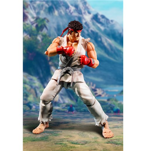 Image of Street Fighter 5 Ryu Figuarts