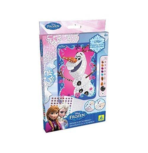 Image of Orb Factory (The) 11460-13 - Disney Frozen Sticky Mosaics Olaf Single