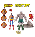 dc-comics-icons-actionfiguren-doppelpack-the-death-of-superman-15-cm