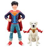 dc-comics-artfx-statuen-1-10-doppelpack-super-sons-jonathan-kent-krypto-15-cm
