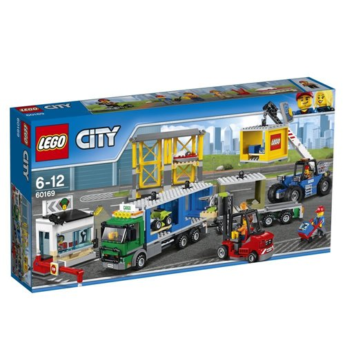 Image of Lego 60169 - City - Terminal Merci
