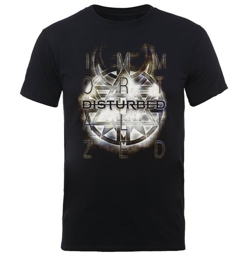Image of T-shirt Disturbed 288251