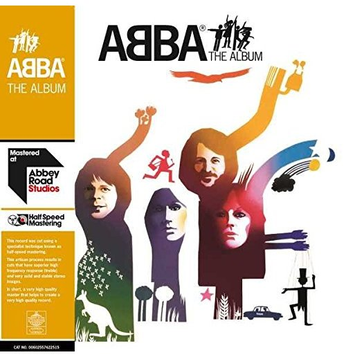 Image of Vinile Abba - Abba The Album (2 Lp)
