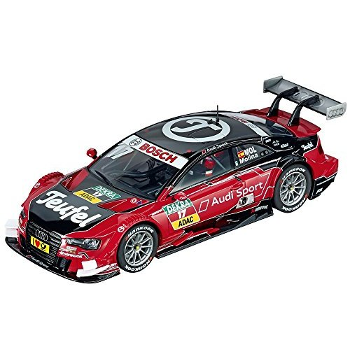 Image of Carrera Slot - Audi A5 Dtm M. Molina No. 17 1:32