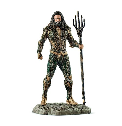 Image of Schleich 2522560 - Jl Movie: Aquaman
