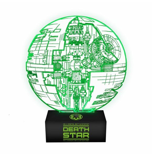 Image of Star Wars - Death Star (Lampada)