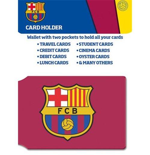 Image of Barcelona - Crest (Portatessere)