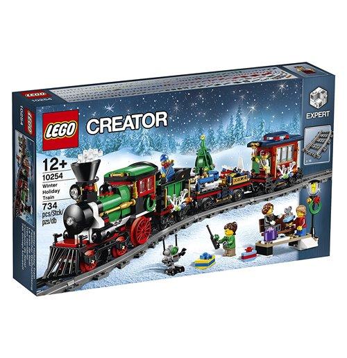 Image of Lego 10254 - Creator - Treno Di Natale