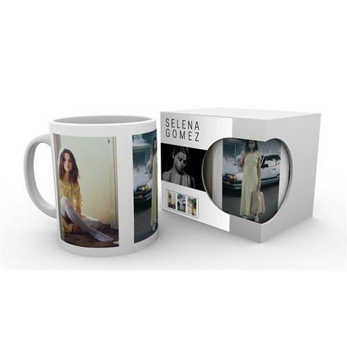 Image of Selena Gomez - Triptych (Tazza)