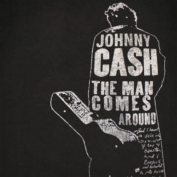 johnny cash outline