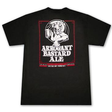 camiseta-arrogant-bastard-ale-youre-not-worthy