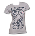 BIG BANG THEORY Soft Kitty Song T-Shirt