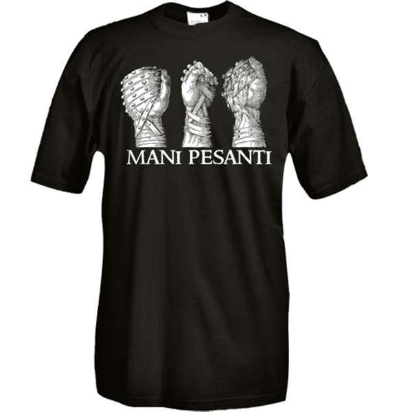 Image of T-shirt Mani Pesanti