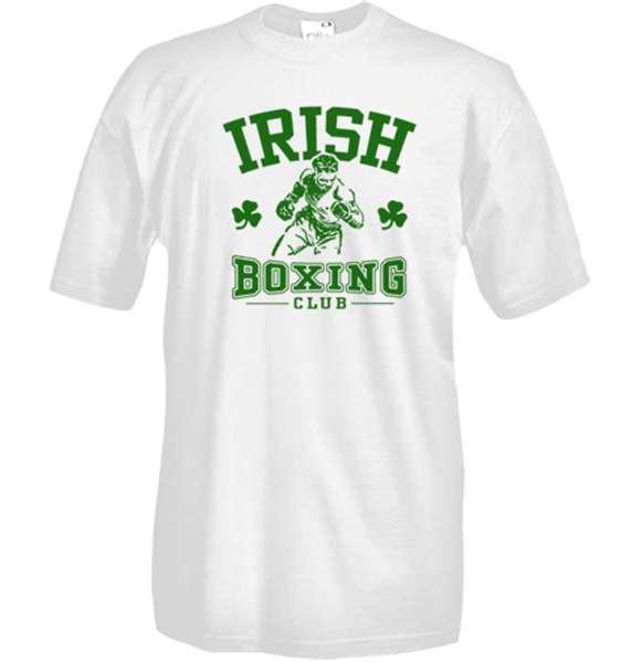 Image of T-shirt Irish Boxing
