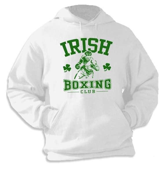Image of Felpa Irish Boxing