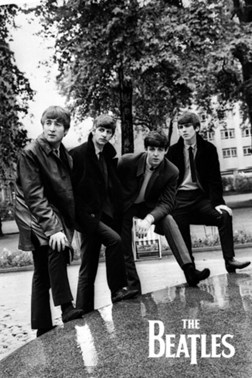 poster-the-beatles-pose