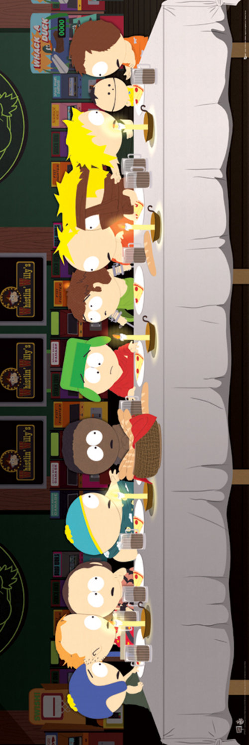 poster-south-park-last-supper