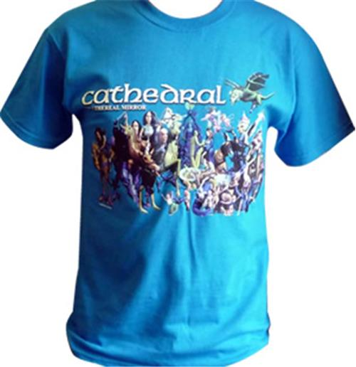 Image of T-shirt Cathedral-The Ethereal Mirror