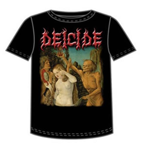Image of T-shirt Deicide-Hourglass