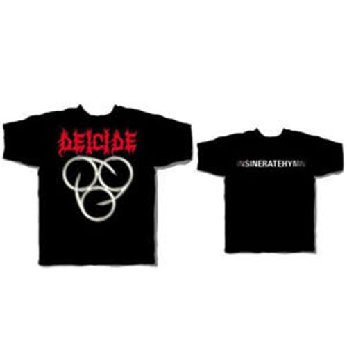 Image of T-shirt Deicide-Insineratehymn
