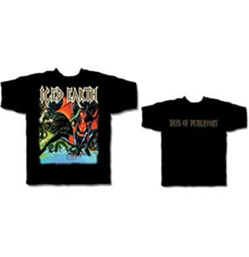 camiseta-iced-earth-days-of-purgatory