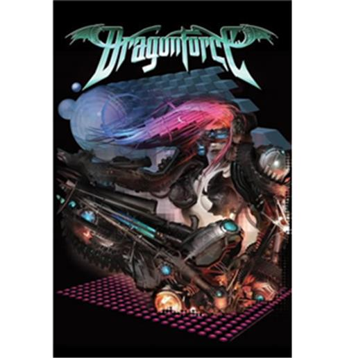 Image of Poster Dragon Force-Downbeat