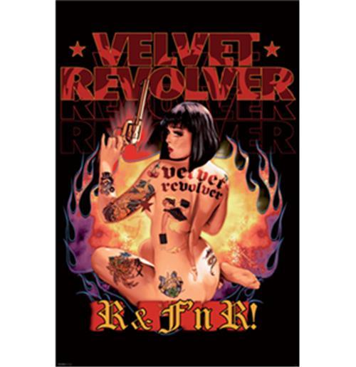 Poster Velvet Revolver 47912