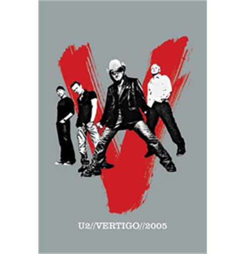 Poster U2-Vertigo