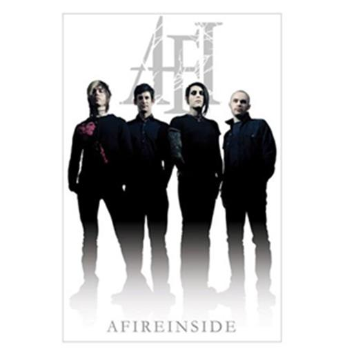 Image of Poster Afi-White