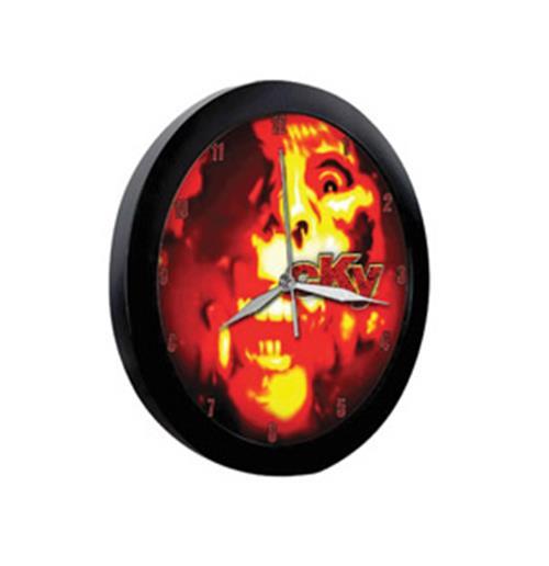 Image of Orologio da parete CKY - Flame Skull