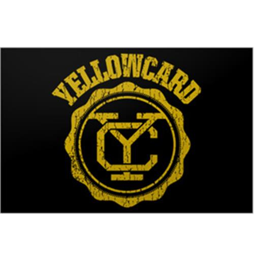 Skin Yellowcard - Logo for only £ 7.58 at MerchandisingPlaza UK