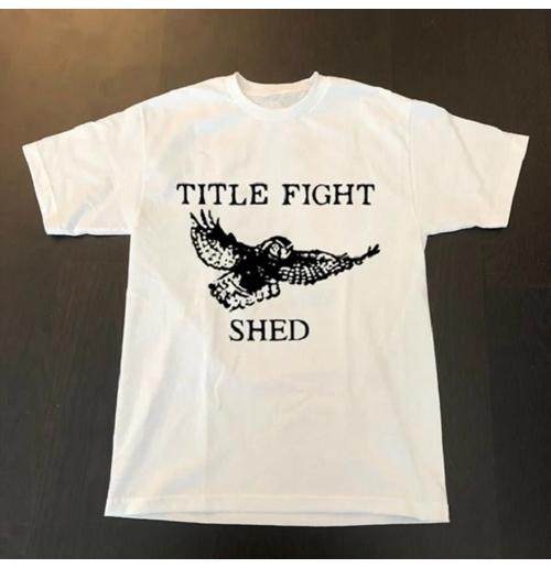Image of T-shirt Architects Owl Maglia ufficiale Emi Music