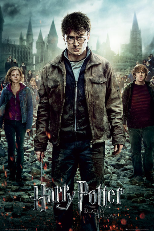 maxi-poster-harry-potter-7-part-2-one-sheet