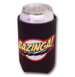 Koozie The Big Bang Theory Bazinga