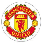 Manchester United F.C. Sticker CR