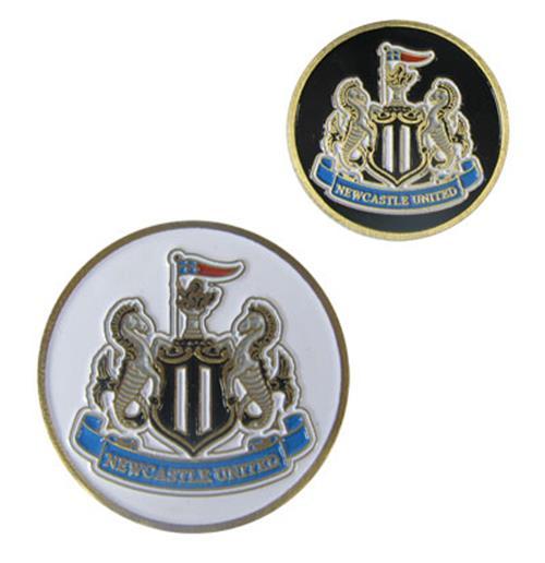 Marcador de bolas de golfe Newcastle United